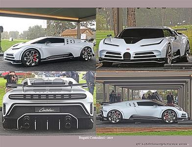 2019-Bugatti Centodieci