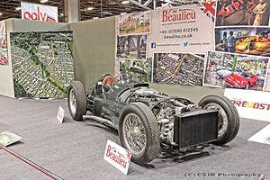 BRM Type 15 V16 - 1950