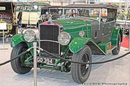 Delage D8 Serie C Vanden Plas - 1929