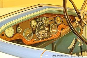 Hispano-Suiza H6B Million-Guiet - 1924
