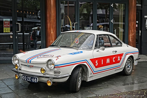 Simca S1000 Coupé - 1966