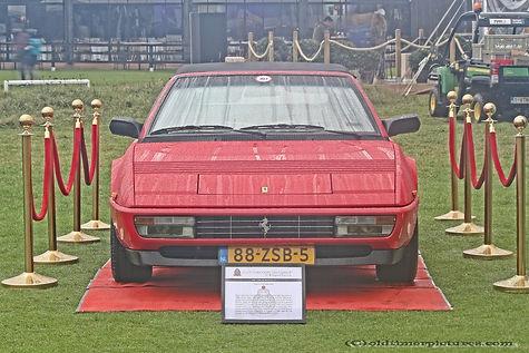 Ferrari Mondial 3.2 - 1988