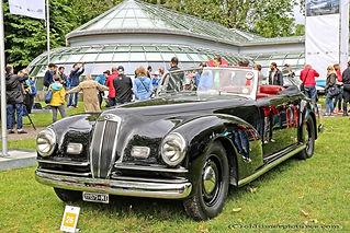 Lancia Astura Serie IV Cabriolet - 1938