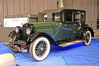 LaFayette Model 134 Coupe - 1924