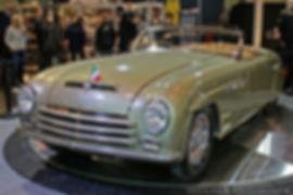 Alfa Romeo 6C 2500 Cabriolet Pininfaria 1942