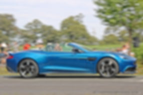 Aston Martin Vanquish S Volante - 2019