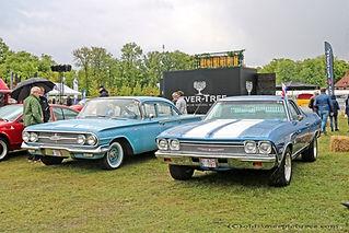 Chevrolet Bel Air - 1960 - Chevrolet El Camino - 1968