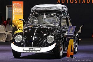 VW 1200 Kamei - 1953