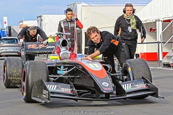 Roy Nissany, WSR Nürburgring 2017