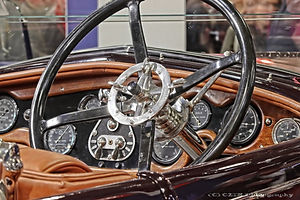 Hispano-Suiza H6B Double Phaeton Million-Guiet - 1926
