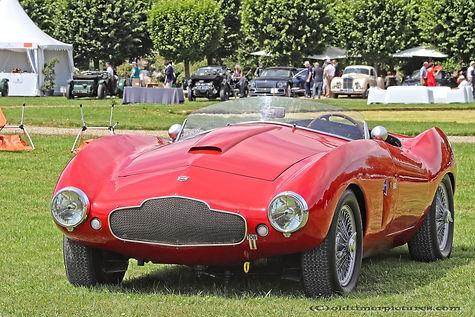 Aston Martin DB2/4 Competition Spider - 1953