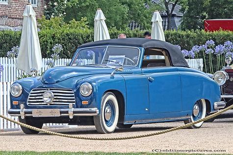 Mercedes-Benz Wendler 320 W142 - 1936-1950