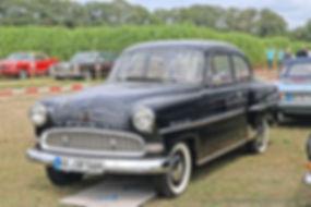Opel Rekord - 1956