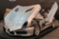 Mercedes-Benz SLR Stirling Moss - 2009