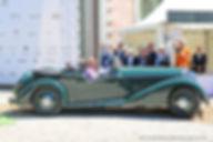 Bentley 4 1-4L Sports Tourer Vanden Plas - 1936