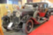 Hispano-Suiza H6B 32cv par Kellner - 1925