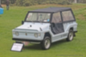 Moretti 500 Mini Max - 1973