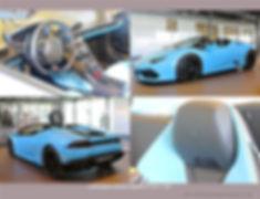 2019-Lamborghini Huracán Spyder LP 610-4