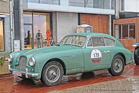 Aston Martin DB2/4 MkI Coupe - 1955