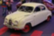 Saab 93 De Luxe - 1957