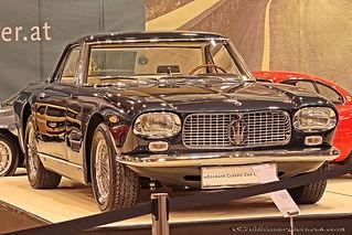 Maserati 5000 GT Allemano - 1962