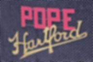 Pope-Hartford Tonneau - 1904