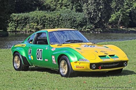Opel GT Irmscher Group 4 - 1972