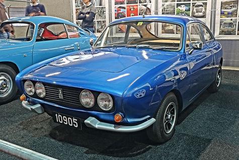 Ogle SK 1000 - 1972