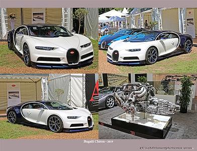 2019-Bugatti Chiron