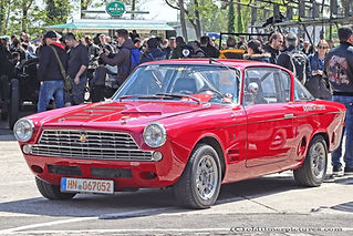 Abarth 2300 S Coupe - 1963