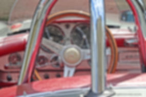Mercedes-Benz 190 SL Rennversion - 1955