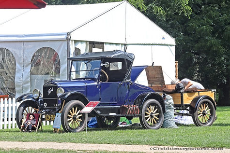 Ford T Runabout - 1925