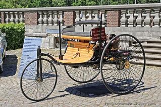Benz Patentwagen replica - 1886