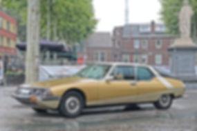 Citroën SM - 1975