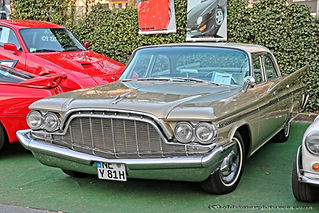 DeSoto Fireflite Sedan - 1960