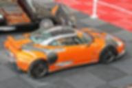 Spyker C8 Laviolette LM85 - 2009