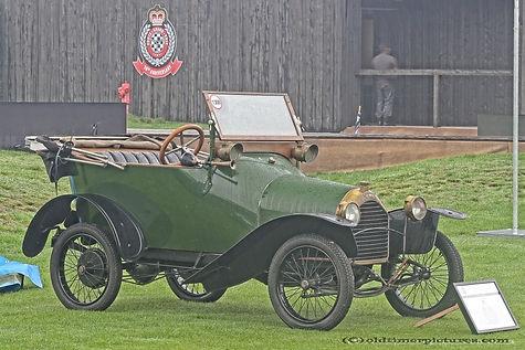 Peugeot Bébé - 1912