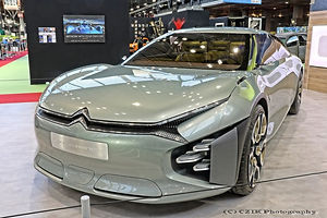 Citroën CXperience - 2016