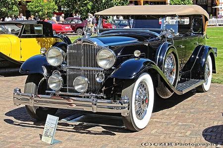 Packard Dual Cowl Sport Phaeton 5000 CC - 1932