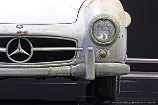 Mercedes-Benz 300SL - 1954