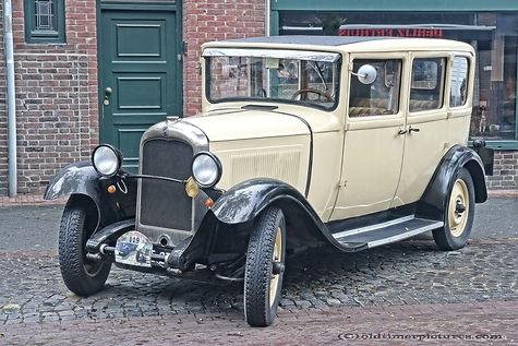 Citroën AC4 Familiale - 1928