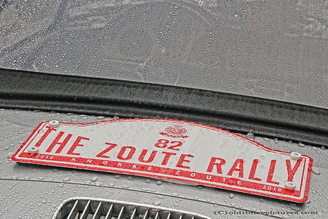 The Zoute Rally 2019