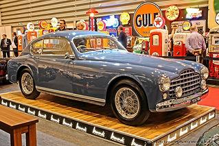 Ferrari 195 Inter Ghia - 1950