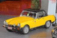 MG Midget - 1979