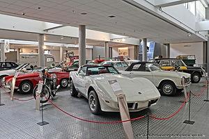 Museo de Historia de la Automoción de Salamanca