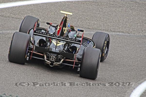 Pietro Fittipaldi, Formula V8 3.5, Spa-Francorchamps