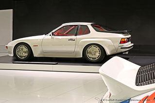 Porsche 924 Carrera GT - 1979