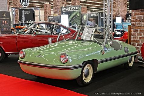 Spatz Victoria 250 - 1957