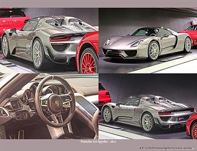 2015-Porsche 918 Spyder