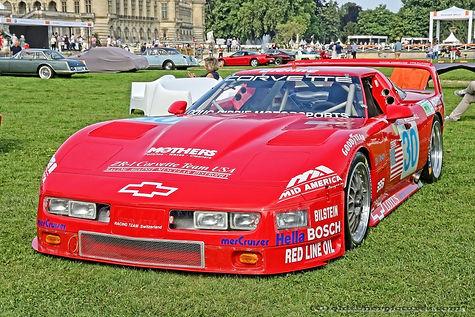 Chevrolet Corvette ZR1 GT1 - 1995